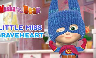 Masha and the Bear S02E17 Self Made Hero