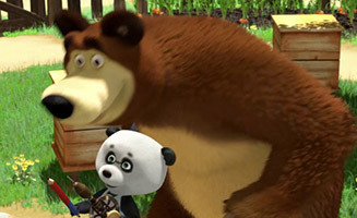 Masha and the Bear S02E23 Variety Show