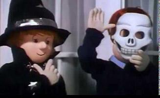 Fireman Sam S03E03 Halloween