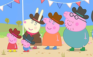 Peppa Pig S07E02 The Diner