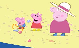 Peppa Pig S07E06 Sea Treasure