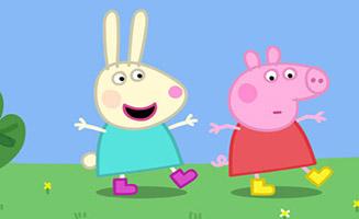 Peppa Pig S07E09 Hop Skip Jump