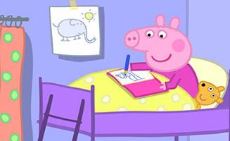 Peppa Pig S07E11 Peppas Diary
