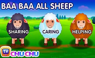 Baa Baa Black Sheep Song