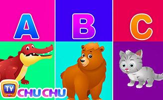 ChuChu TV Alphabet Animals