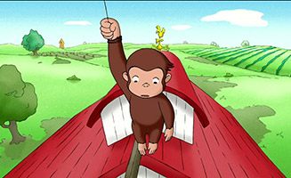 Curious George S01E01 Flies a Kite / From Scratch