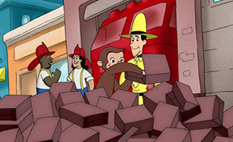 Curious George S01E03 Zeroes to Donuts / Stain Remover