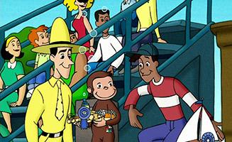 Curious George S01E04 Buoy Wonder / Roller Monkey