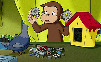 Curious George S01E05 On Time / Bunny Hunt