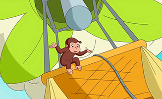 Curious George S01E07 Door Monkey / Goes Up the River
