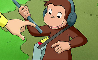 Curious George S01E08 George and the Invisible Sound / A Peeling Monkey