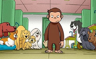 Curious George S01E09 Dog Counter / Squirrel For a Day