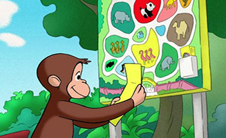 Curious George S01E13 Zoo Night / Charkie Escapes