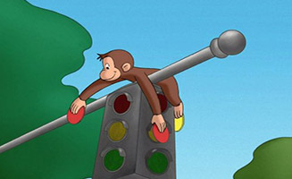 Curious George S01E17 George Makes a Stand / Sees the Light