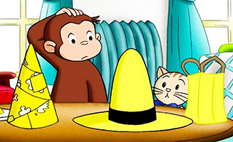 Curious George S01E20 The Clean Perfect Yellow Hat / Bee is for Bear