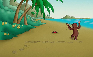 Curious George S01E22 Takes a Vacation / George and the One That Got Away