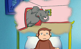Curious George S01E28 The Elephant Upstairs / Being Hundley
