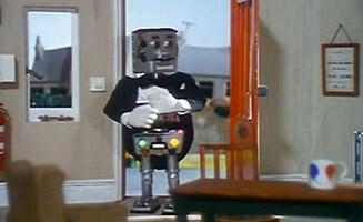 Fireman Sam S03E09 Bentley The Robot
