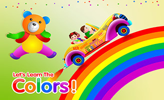 Lets Learn The Colors