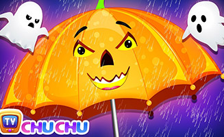 Rain Rain Go Away Halloween