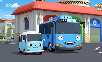 Tayo the Little Bus S02E01 Tayo and Bong Bong