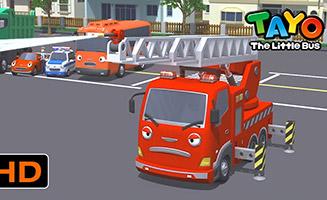 Tayo the Little Bus S02E03 Gani the Teacher