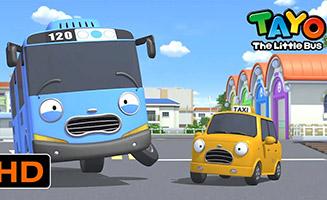 Tayo the Little Bus S02E05 Please Pick Me