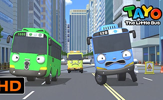Tayo the Little Bus S02E06 A New Playground