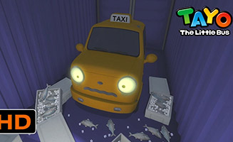 Tayo the Little Bus S02E08 Nuris worst day