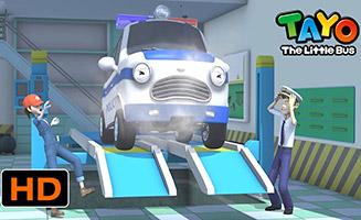 Tayo the Little Bus S02E09 The Treasure is Mine