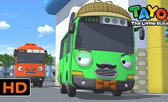 Tayo the Little Bus S02E10 Rogi the Detective