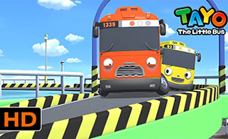 Tayo the Little Bus S02E12 The Leader of the Playground