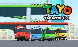 Tayo the Little Bus S02E13 Citos Secret