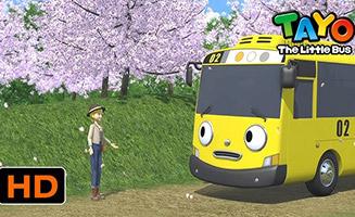Tayo the Little Bus S02E14 Lani the Princess Wannabe