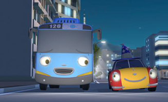 Tayo the Little Bus S02E15 Tayo the Grown Up