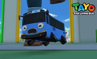 Tayo the Little Bus S02E16 Tiny Tayo