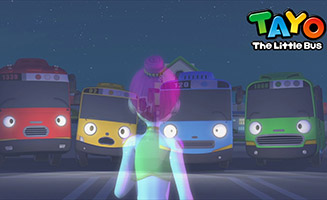 Tayo the Little Bus S02E18 Tayos Space Adventure Part 2