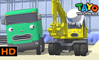 Tayo the Little Bus S02E19 Its Hard To Behave