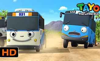 Tayo the Little Bus S02E24 Nanas Invitation