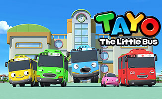 Tayo the Little Bus S03E02 We are a family