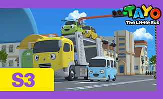 Tayo the Little Bus S03E04 I know it all