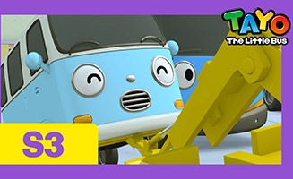 Tayo the Little Bus S03E10 Toto and Bongbong