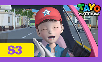 Tayo the Little Bus S03E18 The best mechanic