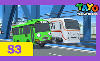 Tayo the Little Bus S03E20 Ask Met anything