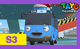 Tayo the Little Bus S03E22 Tayos Christmas