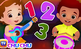 Ten Little Boys and Girls Learning Numbers Song