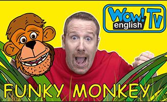 Funky Monkey Dance