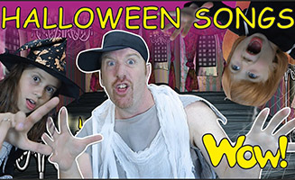 Halloween Party Songs for Kids NEW