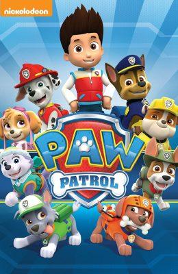دانلود کارتون PAW Patrol