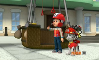 PAW Patrol S01E06 Pups on Ice - Pups and the Snow Monster
